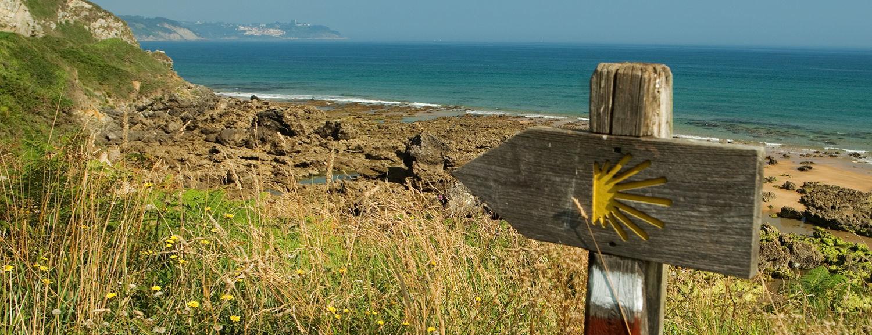 Video Caminetto Per Tv camino del norte - find your way to santiago