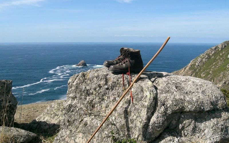 Day trip to Finisterre from Santiago