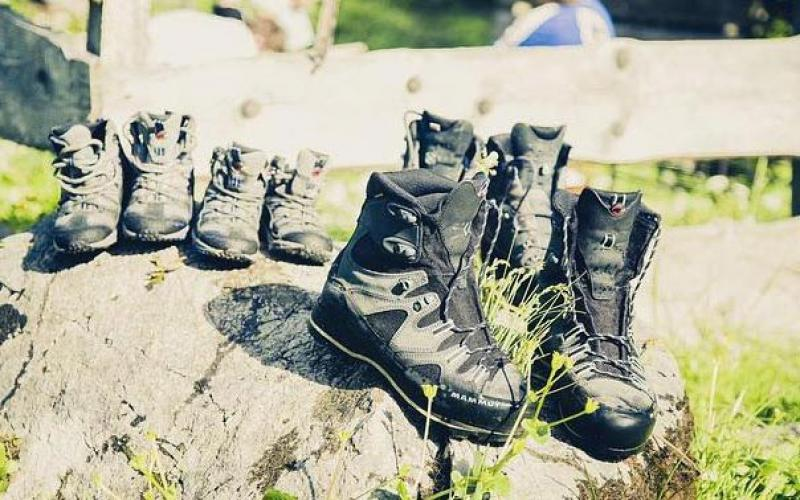 Advise on choosing the right shoes for the Camino de Santiago