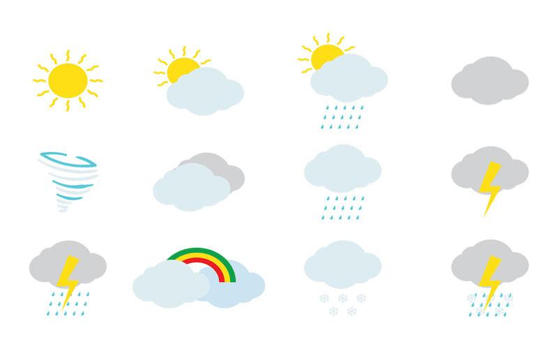 A hot topic before and during a camino: THE WEATHER!