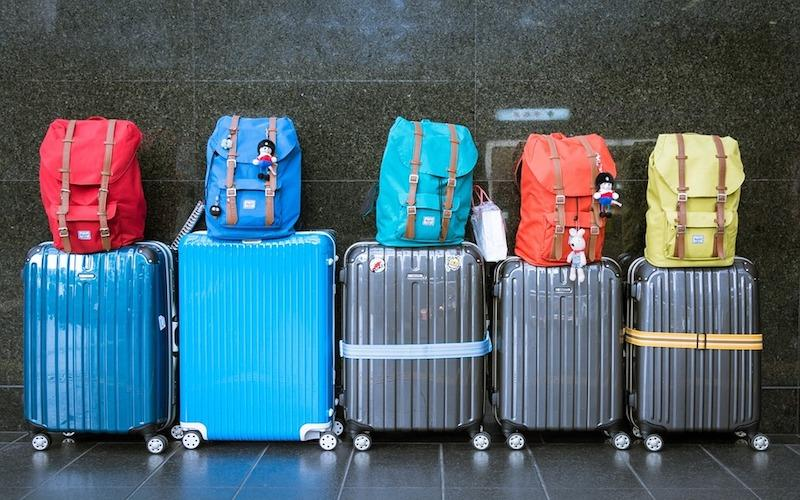 How much luggage do I need on my pilgrimage?