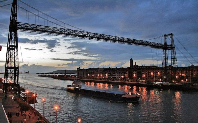 The History of two cities - Bilbao and Getxo