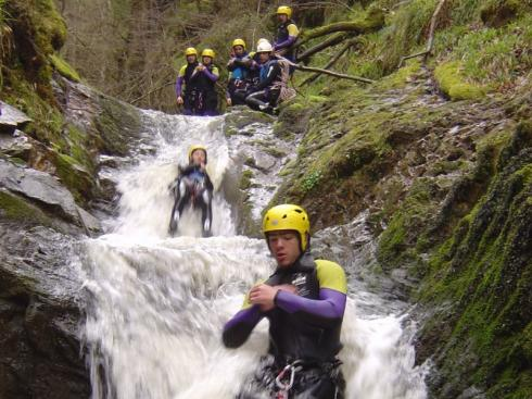 Active holiday in Northern Spain with four fun challenges